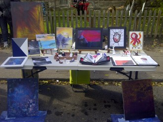 @ the Kensington Art Market