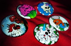 Ashley's buttons