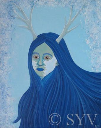 """""""In the Heart of Winter"""" - Sarah Y. Varnam"""