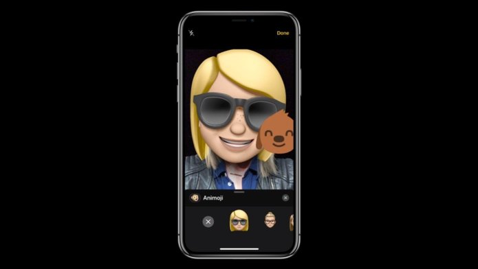 New Animojis and 'MeMoji' Feature and Grouped FaceTime Calls