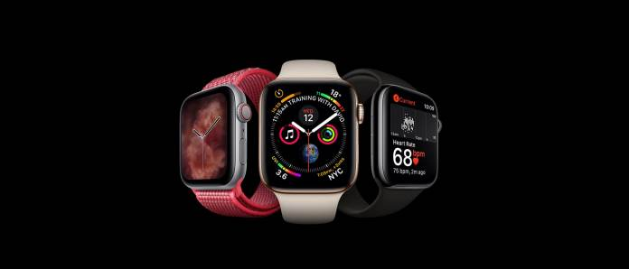 Apple Watch Series 4 destroys older models with a speed test