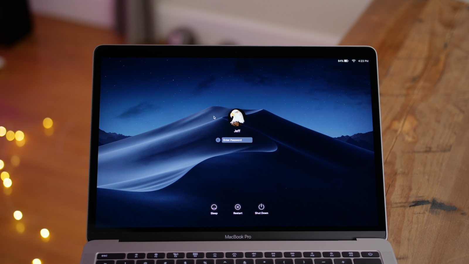 Apple shares information for running macOS Mojave on a Mac