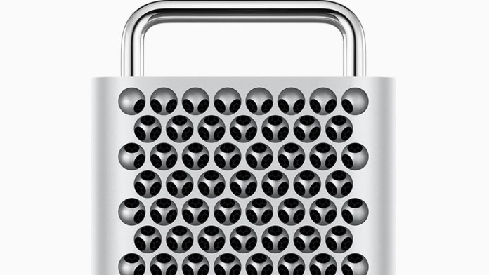 Apple alters Mac Pro icon on website, because it looked like a cheese grater