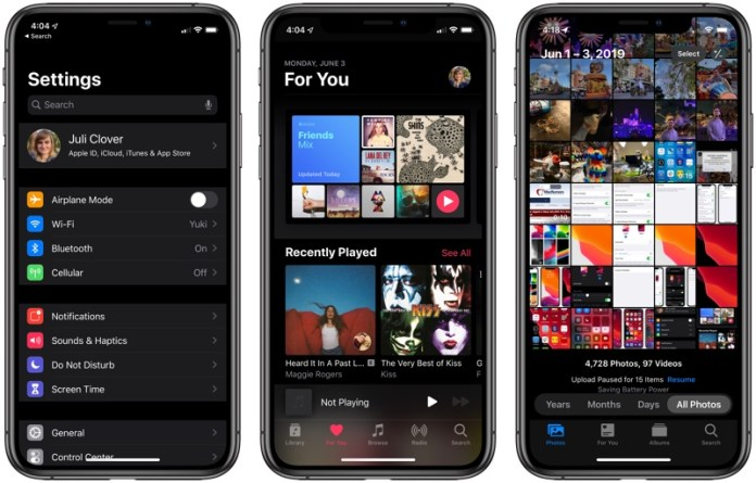 Opinion: How Dark Mode Could Change Everything in iOS 13 and Beyond.