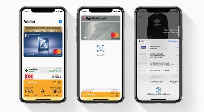 Apple Pay Германия