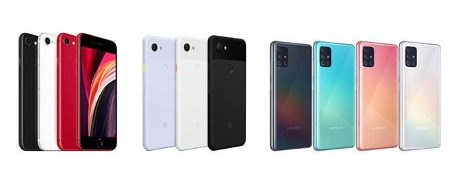 Новый iPhone SE от Apple предлагает серьезного конкурента большинству телефонов Android в том же ценовом диапазоне.