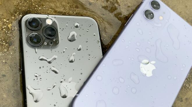 Текущий iPhone 11 Pro от Apple и iPhone 11