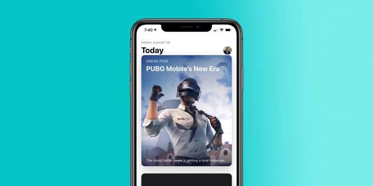 Apple представила конкурента Fortnite PUBG в App Store в тот же день, когда закрыла учетную запись разработчика Epic