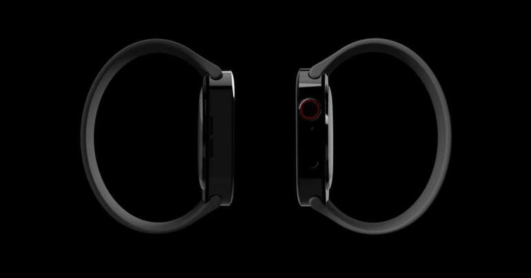 Concept представляет новые Apple Watch Series 7 с плоскими краями