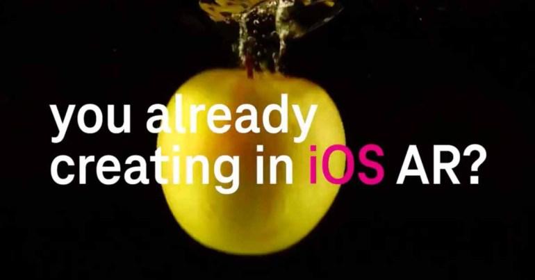 T-Mobile запускает программу Apple AR Innovation с Hubraum