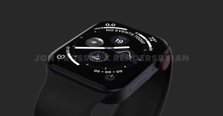Leaker подтверждает, что Apple Watch Series 7 имеют размер 45 мм