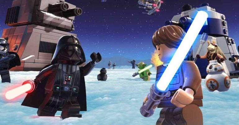 LEGO Star Wars Battles скоро появится в Apple Arcade