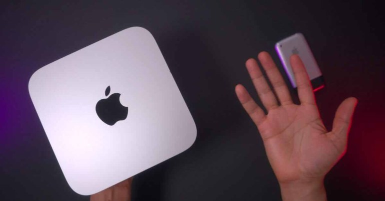 M1 Mac mini с Ethernet 10 ГБ теперь доступен в магазине Apple Refurb
