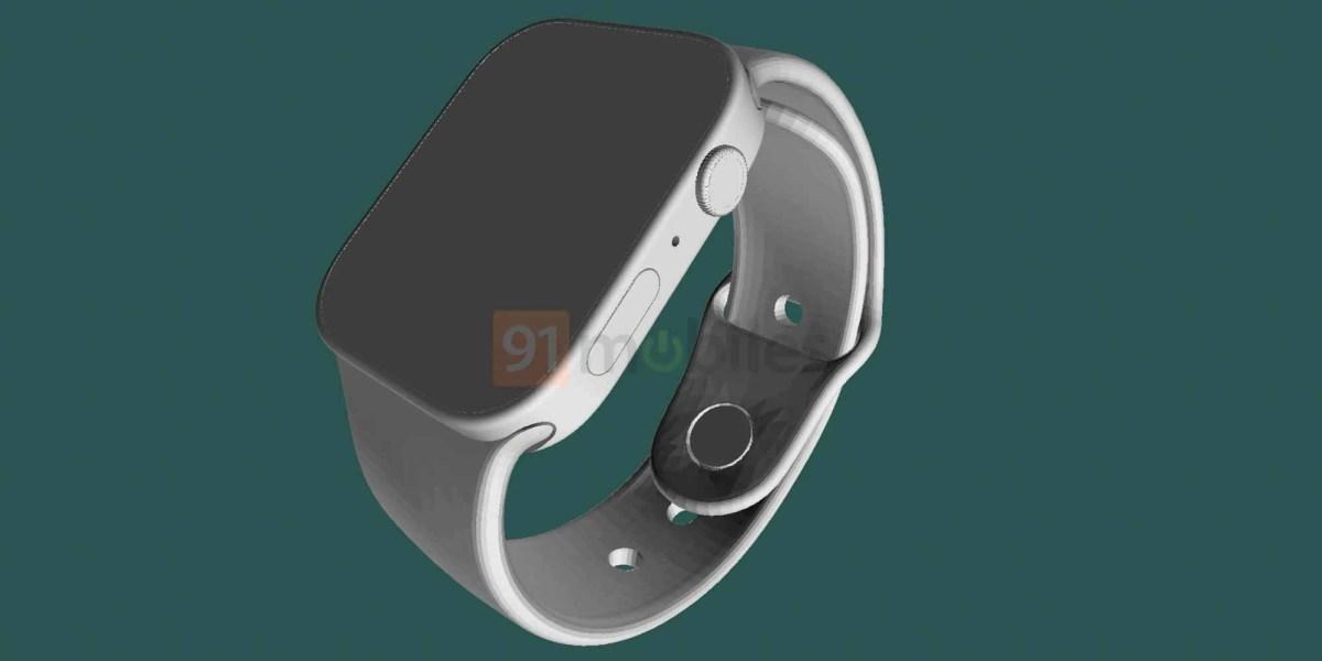 Почему Apple Watch Series 7