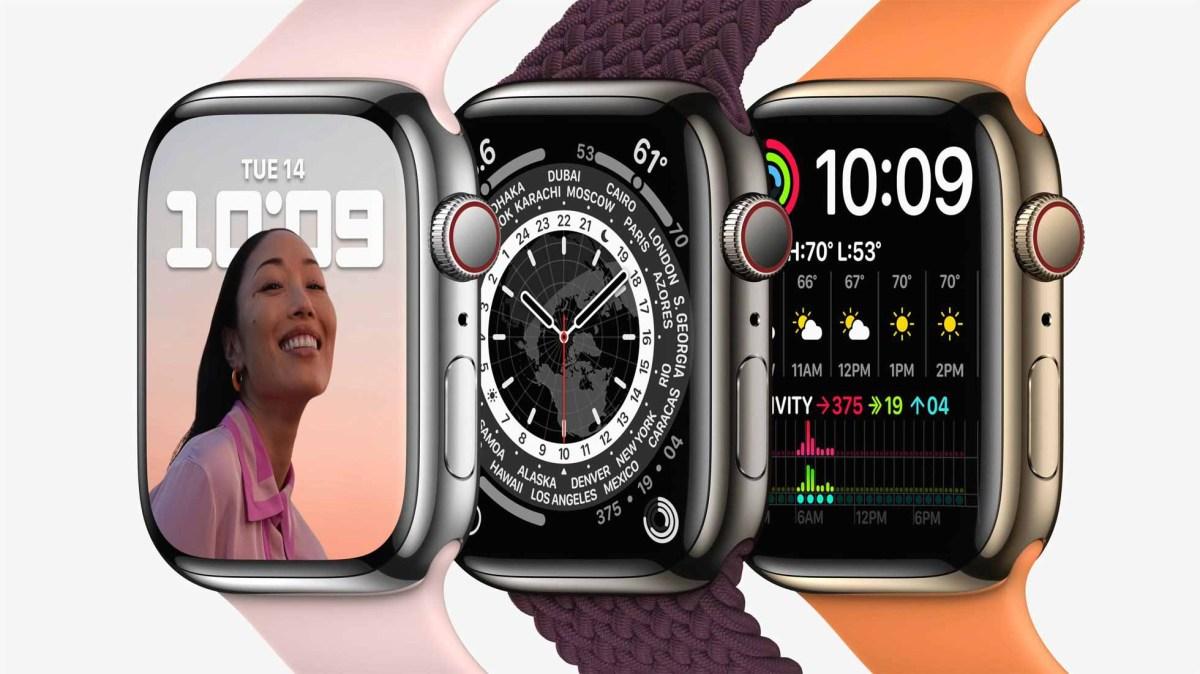 То, что Apple не объявила - сюрприз для Apple Watch Series 7