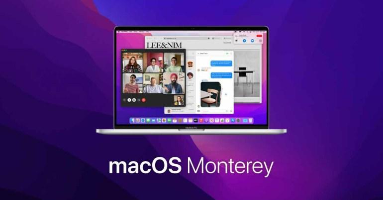 Apple выпускает бета-версию macOS Monterey 7 для разработчиков [U]