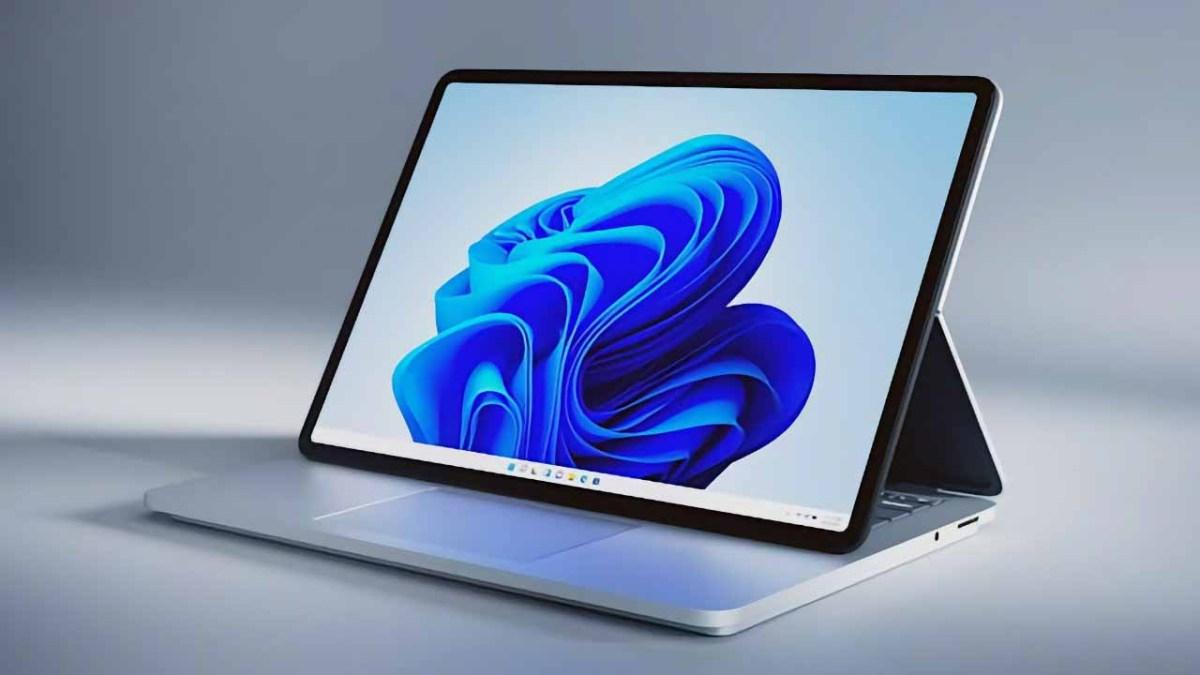 Новое гибридное устройство Surface Laptop Studio