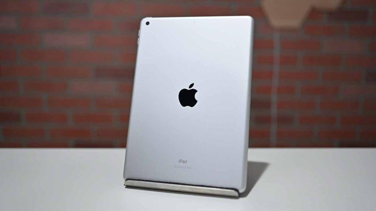 Космический серый iPad
