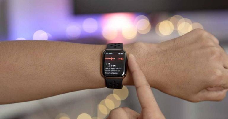 Apple Watch могут обнаруживать аритмию, отличную от AFib, показывает исследование Apple / Stanford