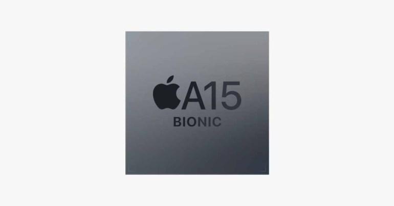 Чип A15 Bionic в iPhone 13 Pro имеет более мощный графический процессор, чем обычный iPhone 13