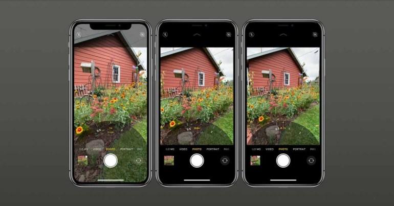 Как использовать сверхширокоугольную камеру на iPhone 11 и 12