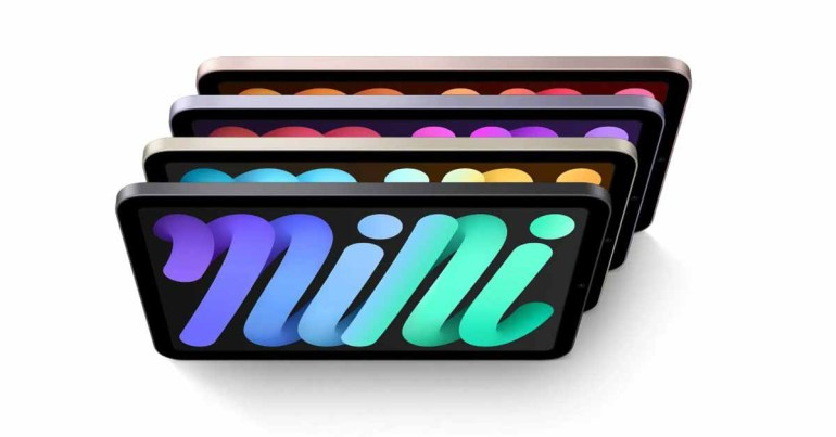 "На iPad mini 6 обнаружена проблема с обновлением дисплея ""желейная прокрутка"""