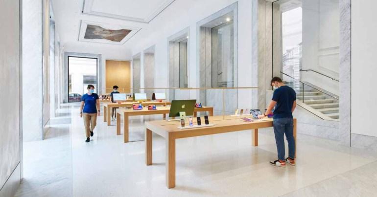 Остановить производство iPhone, просит китайская компания в новом иске