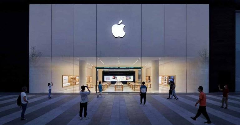 Первый Apple Store в Чанша, Китай, открывается в субботу [Gallery]