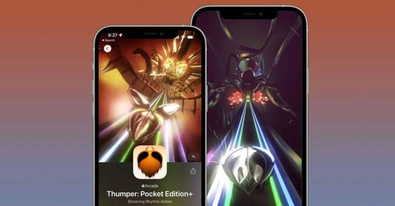 Ритм-игра Thumper, обладательница премии Apple Design Award, появится в Apple Arcade 1 октября
