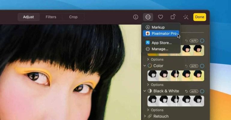 Функция Pixelmator ML Super Resolution стала еще лучше, работает быстрее на новом iPad mini