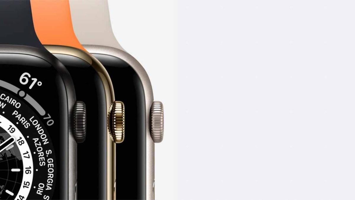Материалы корпуса для Apple Watch Series 7