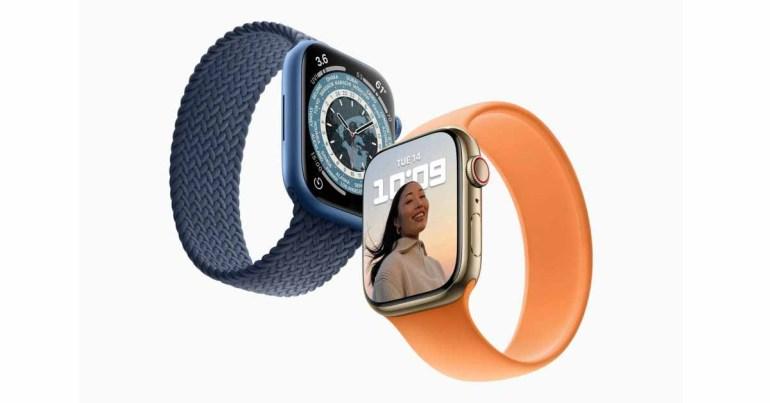 Поставки Apple Watch Series 7: первые заказы уже отправлены