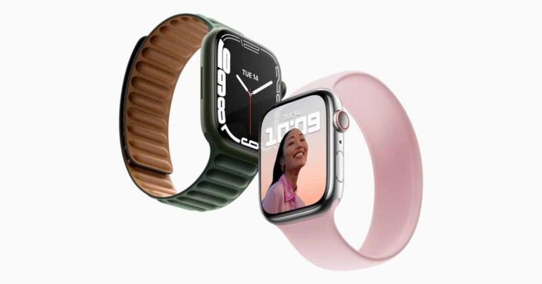 Сообщается, что поставки Apple Watch Series 7 будут ограничены во время предварительных заказов.