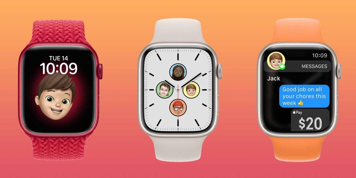 Предварительные заказы на Apple Watch Series 7