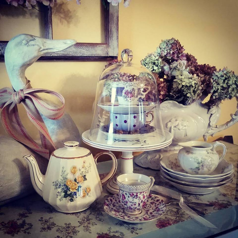 Tea parties for the bride, baby or just because