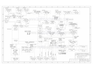 APPLE 8201940 0517001 SCHEMATIC [APPLE 8201940 0517001