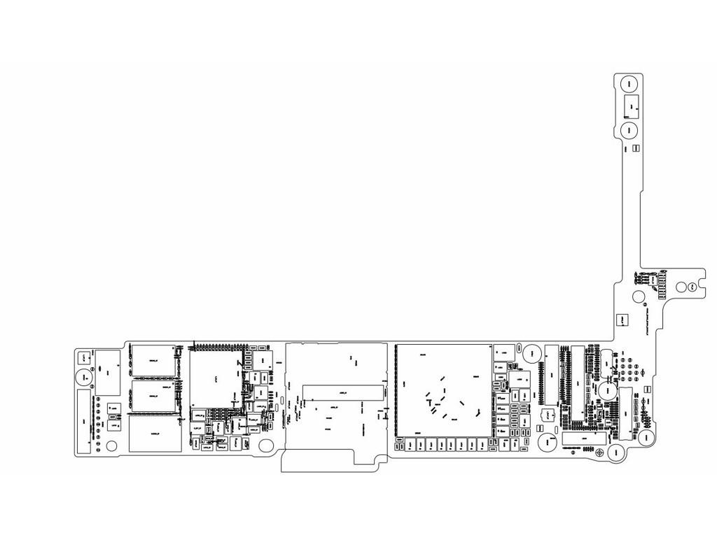Apple Iphone 6s Plus 820 051 Schematic Apple