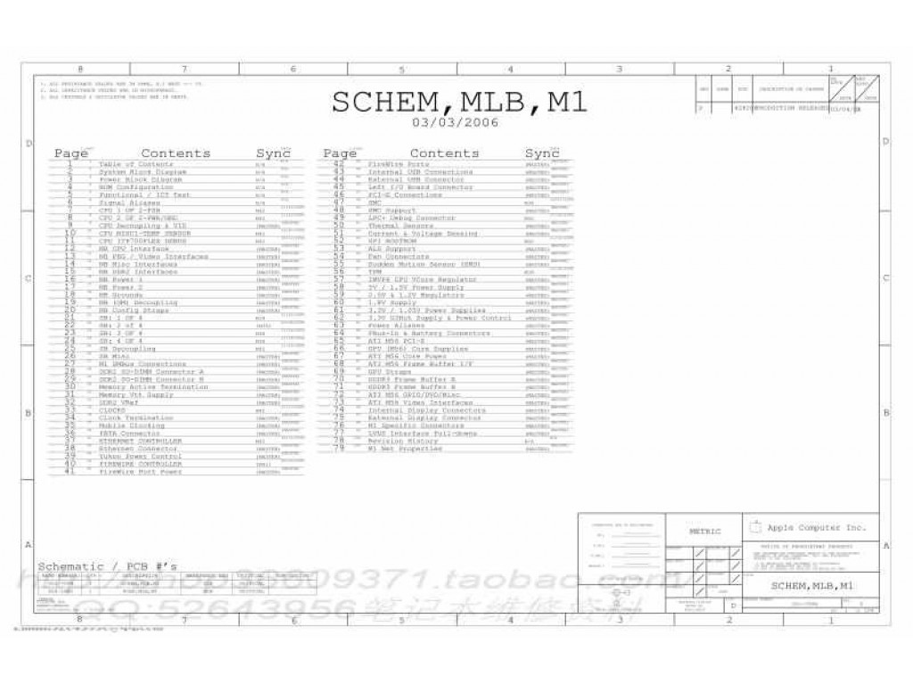 Apple Macbook Pro 15 A Schematic Apple Macbook Pro