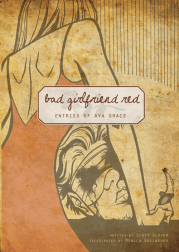 Bad Girlfriend Red Cover by Monica Gallagher