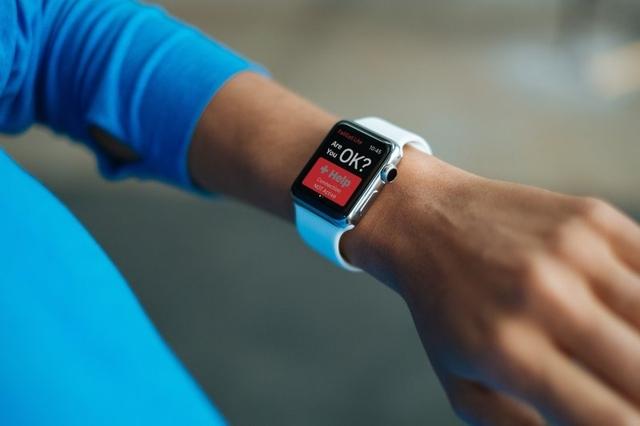 fallcall apple watch
