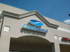 Sign Example - CoastDental