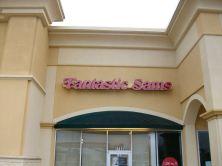 Sign Example - Fantastic Sams
