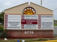Sign Example - Marcos Pizza