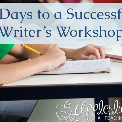5 Days to a Successful Writer's Workshop