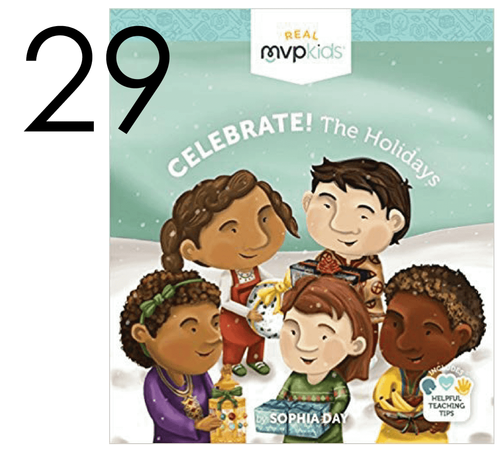 Celebrate the Holidays List of Holiday Books