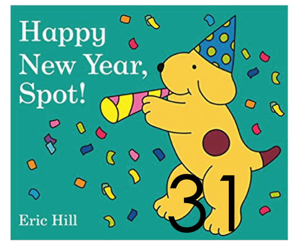 Happy New Year, Spot! List of Holiday Books