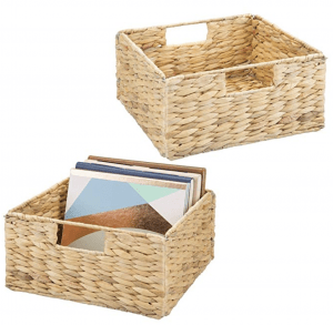 Amazon must have for baby's first month diaper baskets
