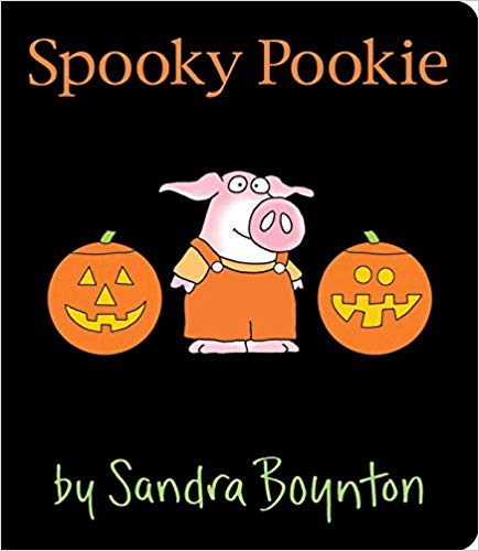 Spooky Pookie book cover