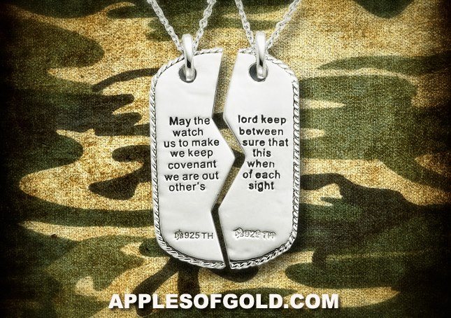 US Military Jewelry In Honor Of Those Whove Made The