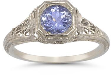 Popular Vintage Gemstone Rings And Jewelry